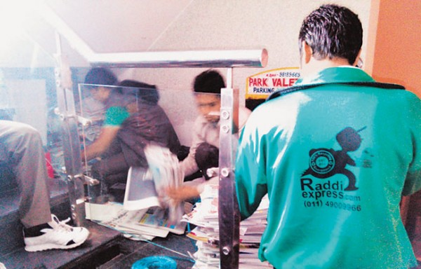 Waste Paper Business Blasts With Raddi Express In Delhi