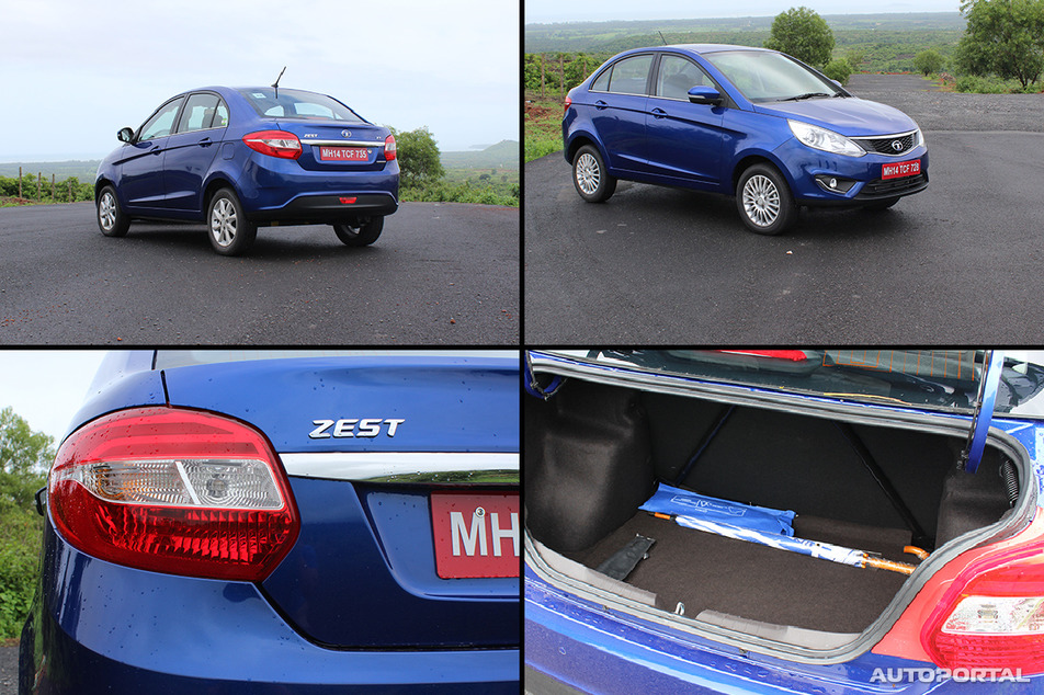 Tata Zest vs. Maruti Suzuki Swift Dzire - A Comparison