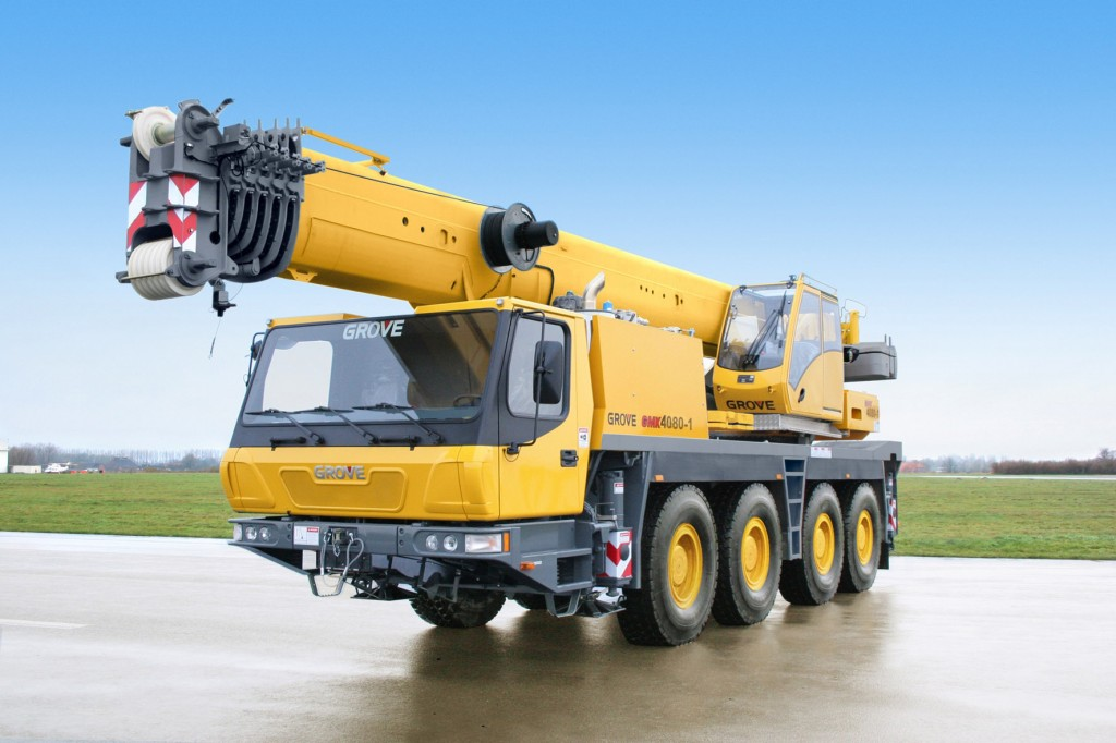 Top 3 Suppliers Of Mobile Cranes In The World