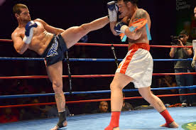 Use Your Next Holiday For Some Muay Thai Action