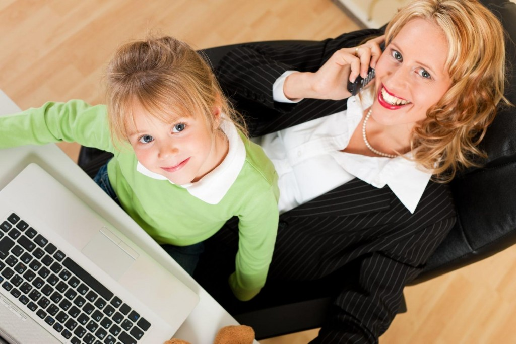 How Can Companies Encourage Mothers To Work In The Office?