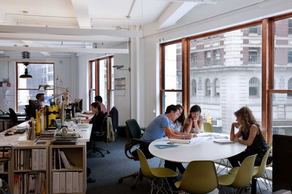 The 3 Things Millennials Expect from Modern Office Spaces