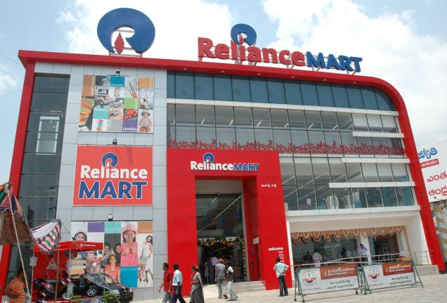 Reliance Retail set to take on Walmart