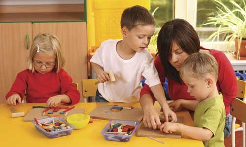 What Are The Functions Of Child Care Centres?