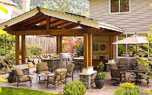 Extend Your Outdoor Living Season With An Outdoor Heater