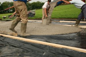 Give Your Home An Original Environment With The Help Of Concrete Services