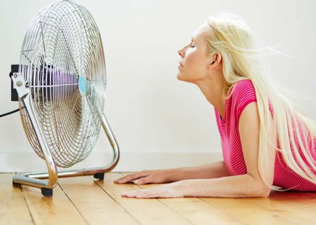 How To Handle An Unexpected Heatwave In The Office!