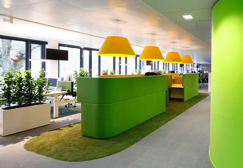 How To Best Foster Productivity Through Your Office Space Design