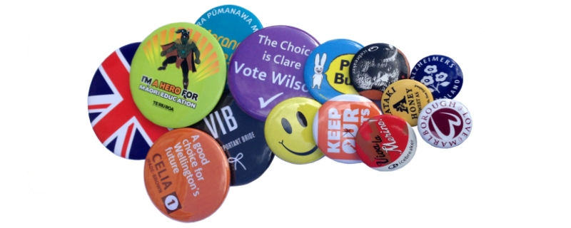 Branded Button Badges - An Effective Way Of Promoting Your Business