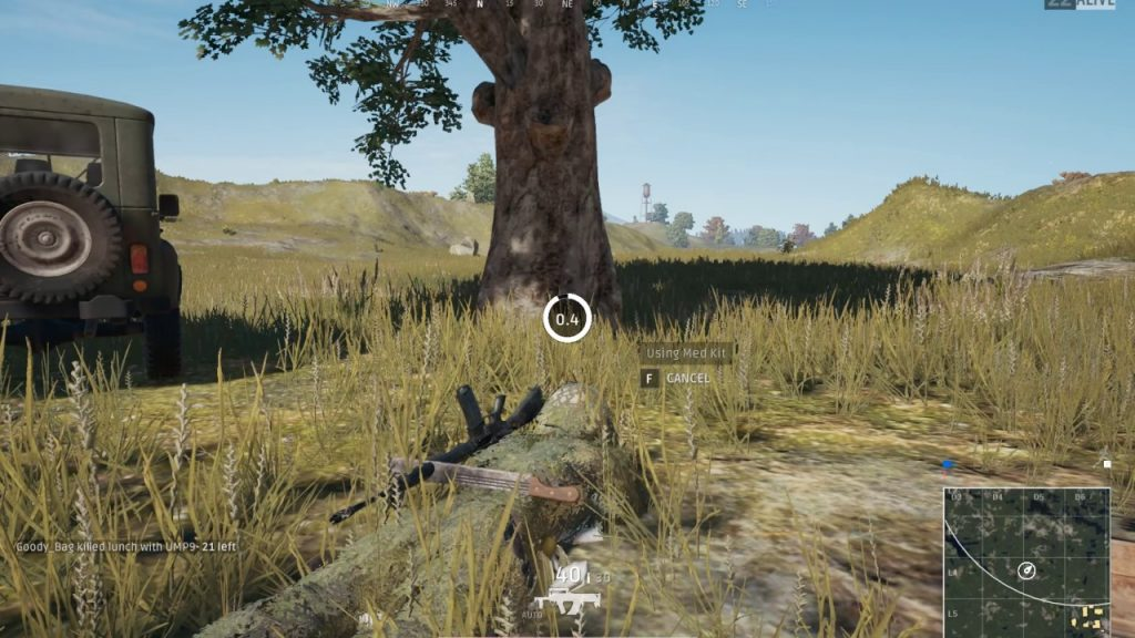 Player Unknown Battlegrounds - The Hottest Online Game Out Now